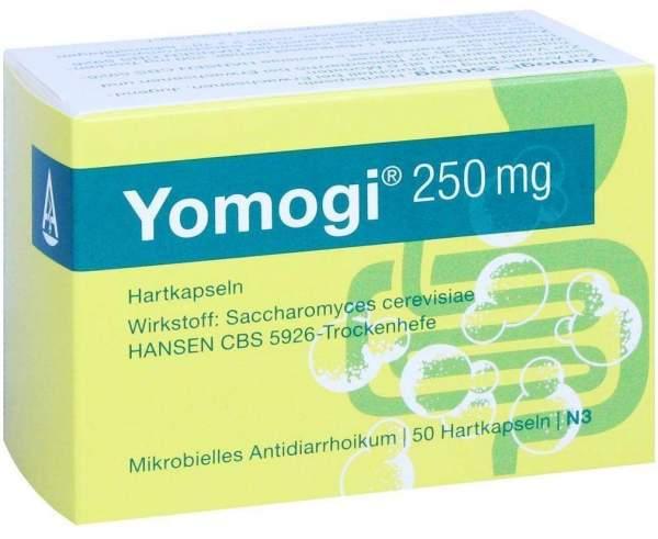 Yomogi 250 mg 50 Hartkapseln