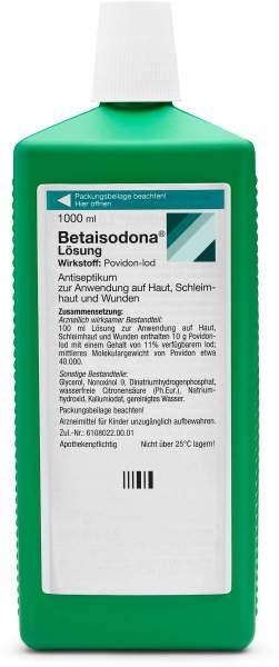 Betaisodona 1000 ml Lösung