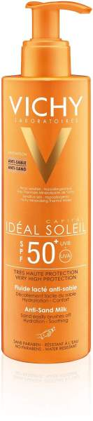 Vichy Ideal Soleil Anti Sand Fluid LSF 50 200 ml Creme