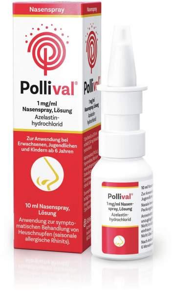 Pollival 1 mg Je ml Nasenspray 10 ml