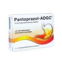 Pantoprazol ADGC 20mg magensaftresistente Tabletten