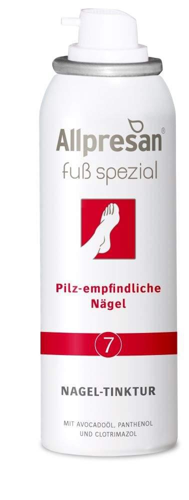 Allpresan Fuß Spezial Nageltinktur Nr.7 125 ml