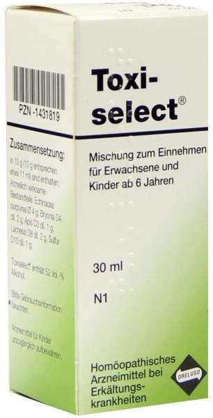 Toxiselect 30 ml Tropfen