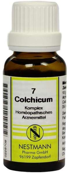 Colchicum Komplex Nr. 7 20 ml Dilution