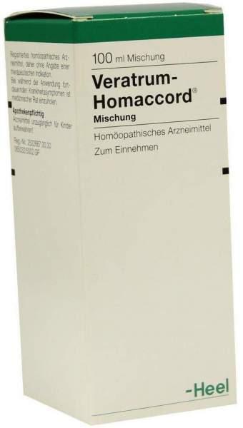 Veratrum Homaccord 100 ml Tropfen