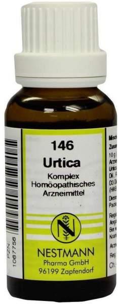 Urtica Komplex Nr. 146 20 ml Dilution