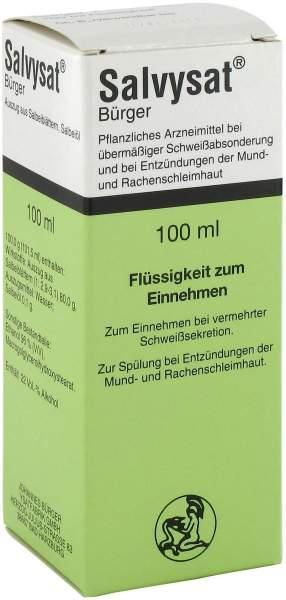 Salvysat Bürger 100 ml Tropfen