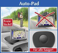 Auto Pad Schwarz
