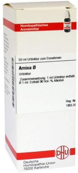 Arnica Urtinktur D1 50 ml Dilution