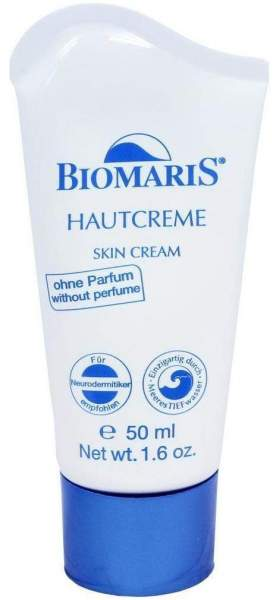 Biomaris Hautcreme Ohne Parfüm 50 ml