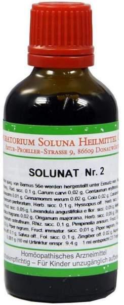 Solunat Nr.2 50 ml Tropfen