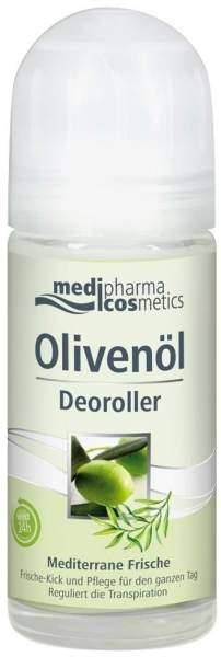 Olivenöl Deoroller Mediterane Frische 50 ml
