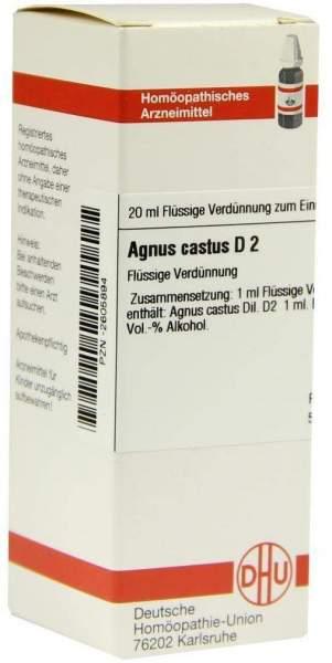 Agnus Castus D2 Dhu 20 ml Dilution