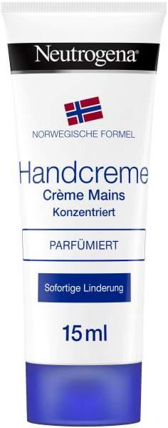 Neutrogena Norwegische Formel 15 ml Handcreme Parfümiert