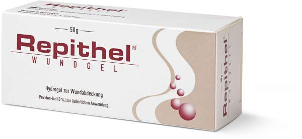 Repithel Hydrogel 50 G Gel