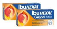 2 x Ibuhexal Grippal 200-30 mg