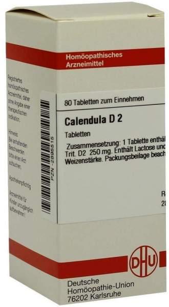 Calendula D 2 Tabletten