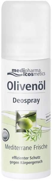 Olivenöl Deospray Mediterrane Frische 125 ml Spray