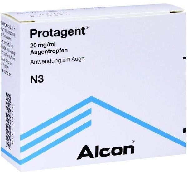 Protagent Augentropfen 3x10 ml Augentropfen