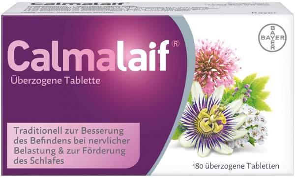 Calmalaif überzogene Tabletten 180 Stück