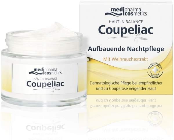 Haut in Balance Coupeliac Aufbauende Nachtpflege 50 ml Creme