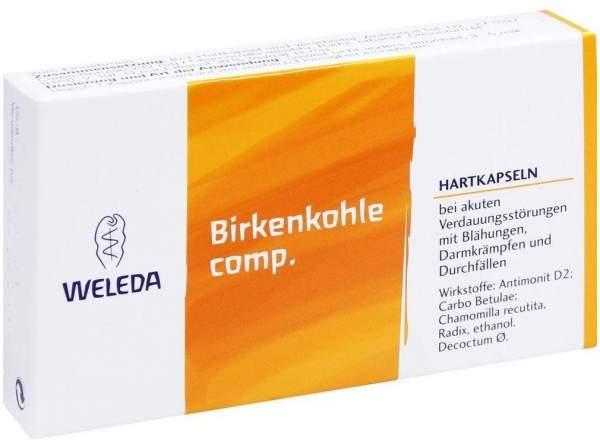 Weleda Birkenkohle Comp 20 Stück