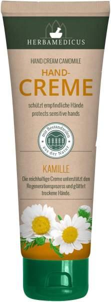 Herbamedicus Handcreme Kamille, 125 ml