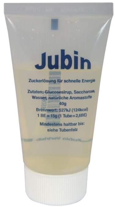 Jubin Zuckerlösung