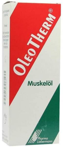 Oleotherm 100 ml Muskelöl