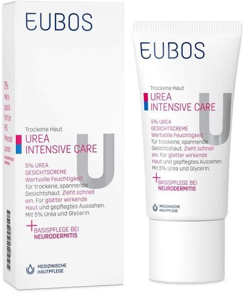 Eubos Trockene Haut Urea 5% 50 ml Gesichtscreme