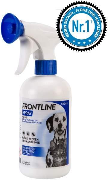 Frontline vet. Spray 500ml