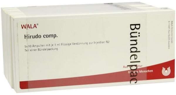 Hirudo Comp. Ampullen 50 X 1 ml