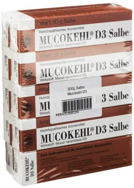 Mucokehl Salbe D3 10x30 G Salbe