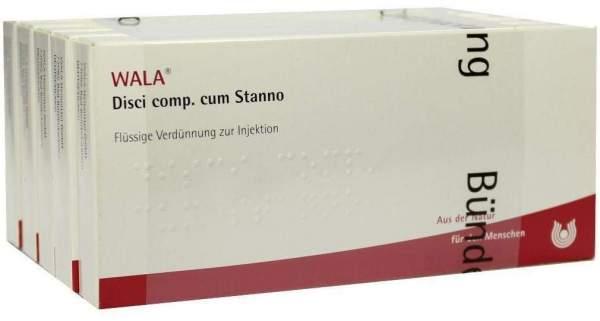 Wala Disci Comp. C. Stanno Ampullen 50 X 1 ml