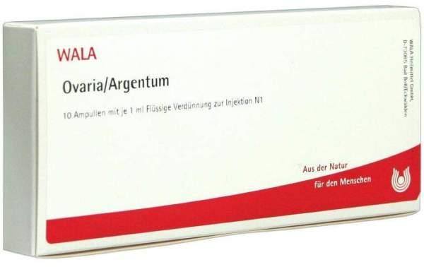 Ovaria- Argentum Ampullen