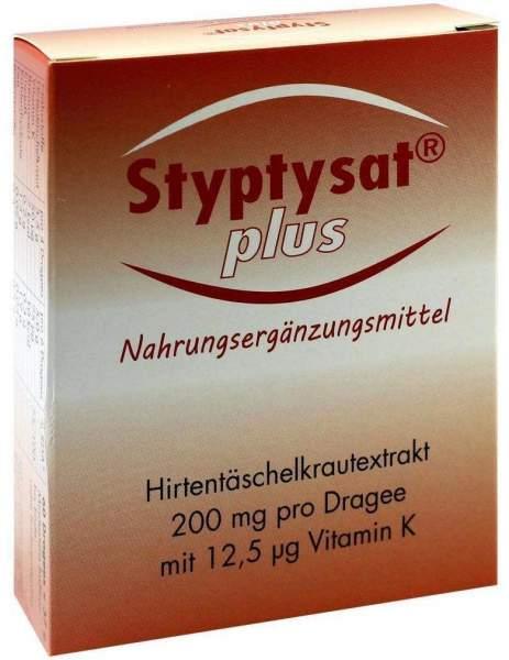 Styptysat Plus 60 Dragees