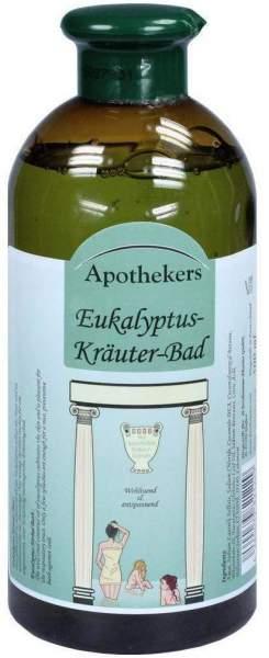Apothekers Eukalyptus 500 ml Kräuterbad