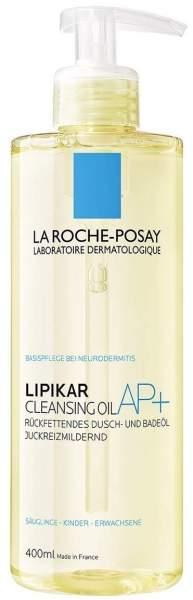 La Roche Posay Lipikar Dusch- und Badeöl AP+ 400 ml