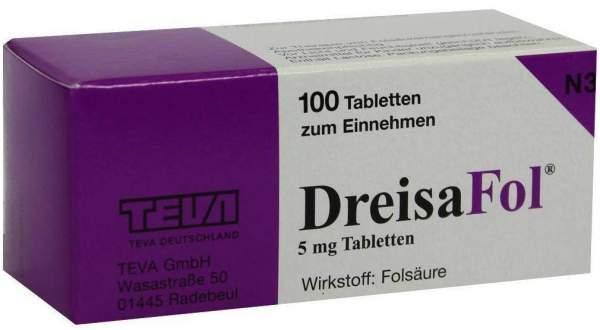 Dreisafol 100 Tabletten
