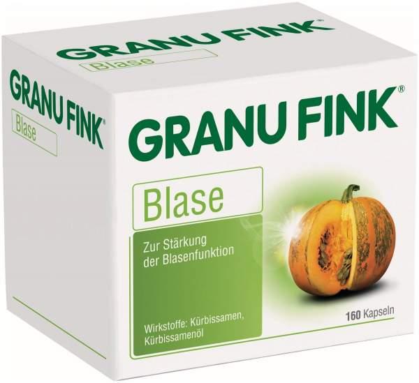 Granu Fink Blase 160 Hartkapseln