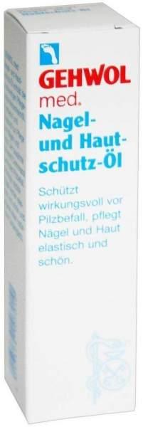 Gehwol Med Nagel- und Hautschutzöl 15 ml Öl