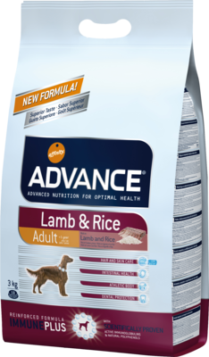 Advance Affinity Dog Lamb und Rice