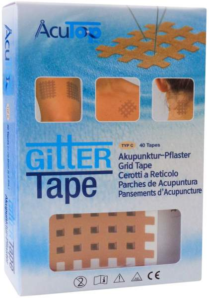GITTER Tape Acutop 4,5x5,2 cm
