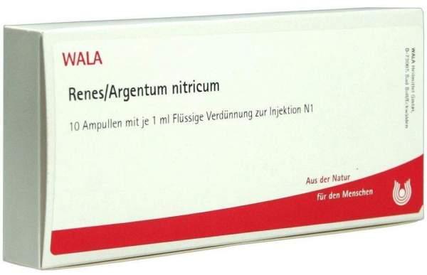 Renes Argentum Nitricum Ampullen