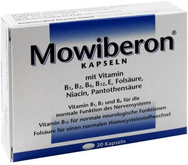 Mowiberon 20 Kapseln