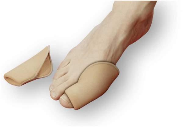 Zehen- und Überbein-Schutz 2 in 1, 2 Stück