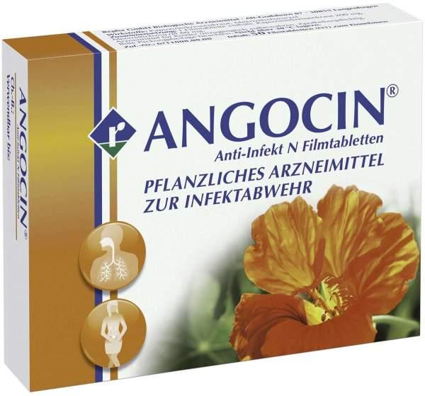 Angocin Anti Infekt N 50 Filmtabletten