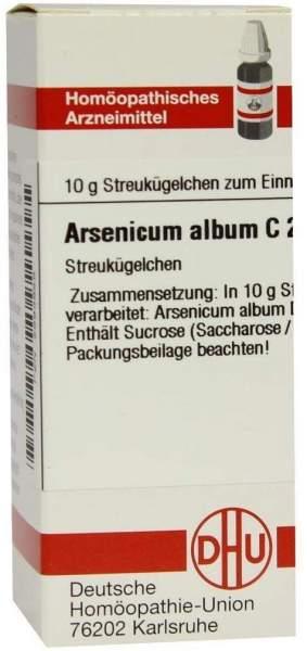 Arsenicum Album C200 10 G Globuli