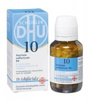 Biochemie DHU 10 Natrium sulfuricum D6 200 Tabletten