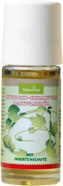Zitronen-Eukalyptus Hautpflegeöl mit Insektenschutz, 50ml